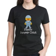 Plastic Surgery Chick Tee