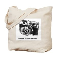 Funny Photography Tote Bag