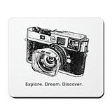Cameras Classic Mousepad