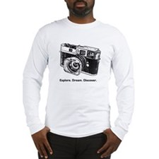 Cute Photography Long Sleeve T-Shirt