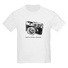 Cute Photography T-Shirt