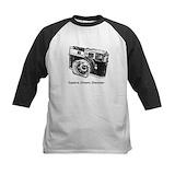 Camera Long Sleeve T Shirts