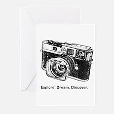 Cute Camera Greeting Cards (Pk of 20)