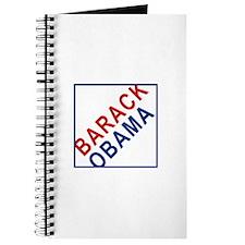 BARACK OBAMA - Journal