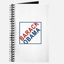 BARACK OBAMA - Journal