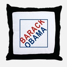 BARACK OBAMA - Throw Pillow