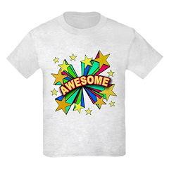 Comic Book Pop Art Awesome T-Shirt