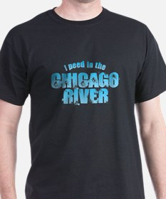 I Peed in the Chicago River T-Shirt