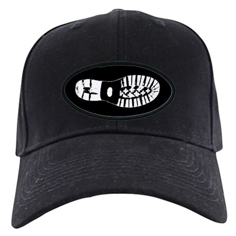 Boot Track Tracker Black Cap