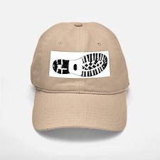 Boot Track Hiker Baseball Baseball Cap