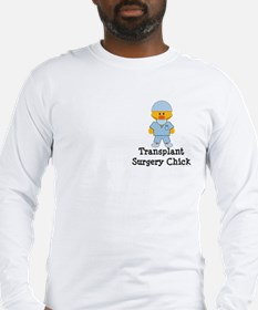 Transplant Surgery Chick Long Sleeve T-Shirt