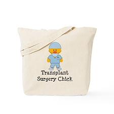 Transplant Surgery Chick Tote Bag
