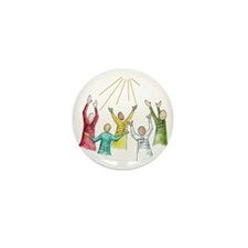 Gospel Mini Button (10 pack)