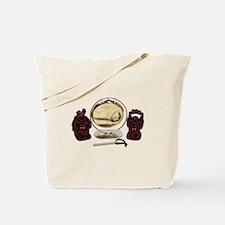 Unique Gong Tote Bag