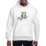 Gator Girls w/ Dawgs Hooded Sweatshirt