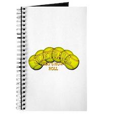 Softballs roll Journal
