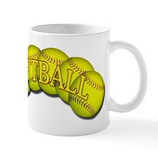 Softballs Mug