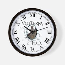 Volterra Italia Wall Clock