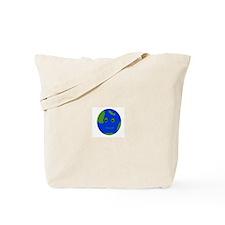 Tote Bag--Happy Earth