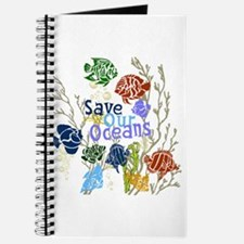 Save the Oceans Journal