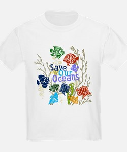 Save the Oceans T-Shirt