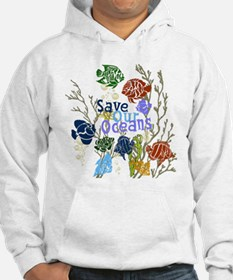 Save the Oceans Hoodie