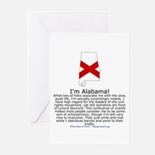 Alabama Greeting Cards (Pk of 10)
