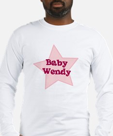 Baby Wendy Long Sleeve T-Shirt