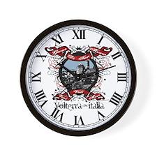 St. Marcus Day - Volterra Italia Wall Clock