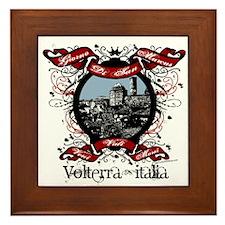 St. Marcus Day - Volterra Italia Framed Tile