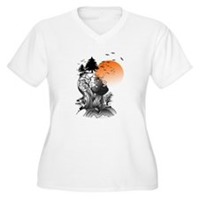 Hangover Human Tree T-Shirt