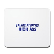 Salamanders Kick Ass Mousepad
