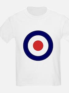 a00012_british_target T-Shirt