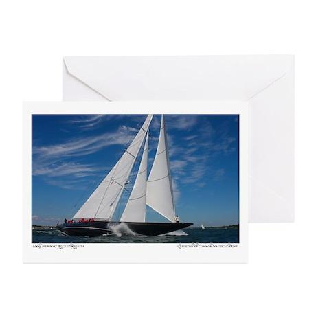 Nautical Greeting Cards (Pk of 10)