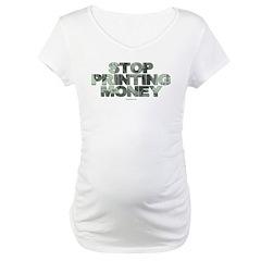 Stop Printing Money Shirt