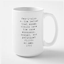 feminism Mugs