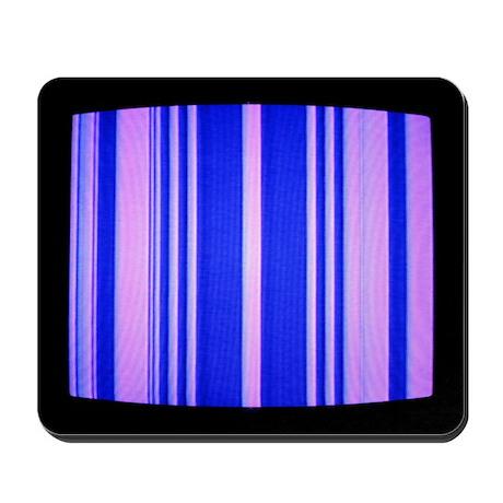 sub2600 - blue, purple - mousepad