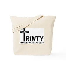 Cool Trinity Tote Bag
