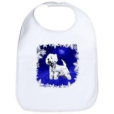 west highland terrier, westie Bib
