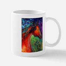 Arabian horse 7  Mug