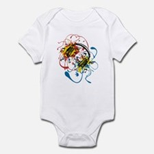 Explosion Infant Bodysuit
