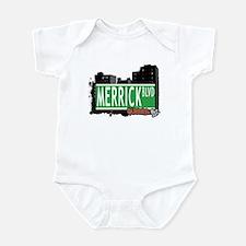 MERRICK BOULEVARD, QUEENS, NYC Infant Bodysuit