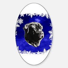neapolitan mastiff Decal