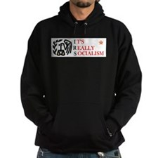 OBAMA'S HIT MEN Hoodie