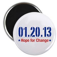 Hope For Change Magnet