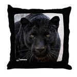 Throw Pillow- Jamma the Leopard