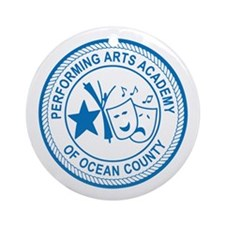 PAA Logo Ornament (Round)