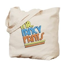 Mr. Fancypants Tote Bag
