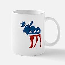 Sarah Palin Moose Mug