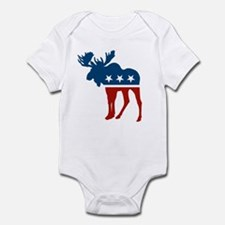 Sarah Palin Moose Infant Bodysuit